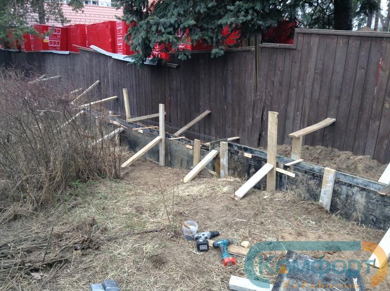 Забор с автоматическими воротами цена