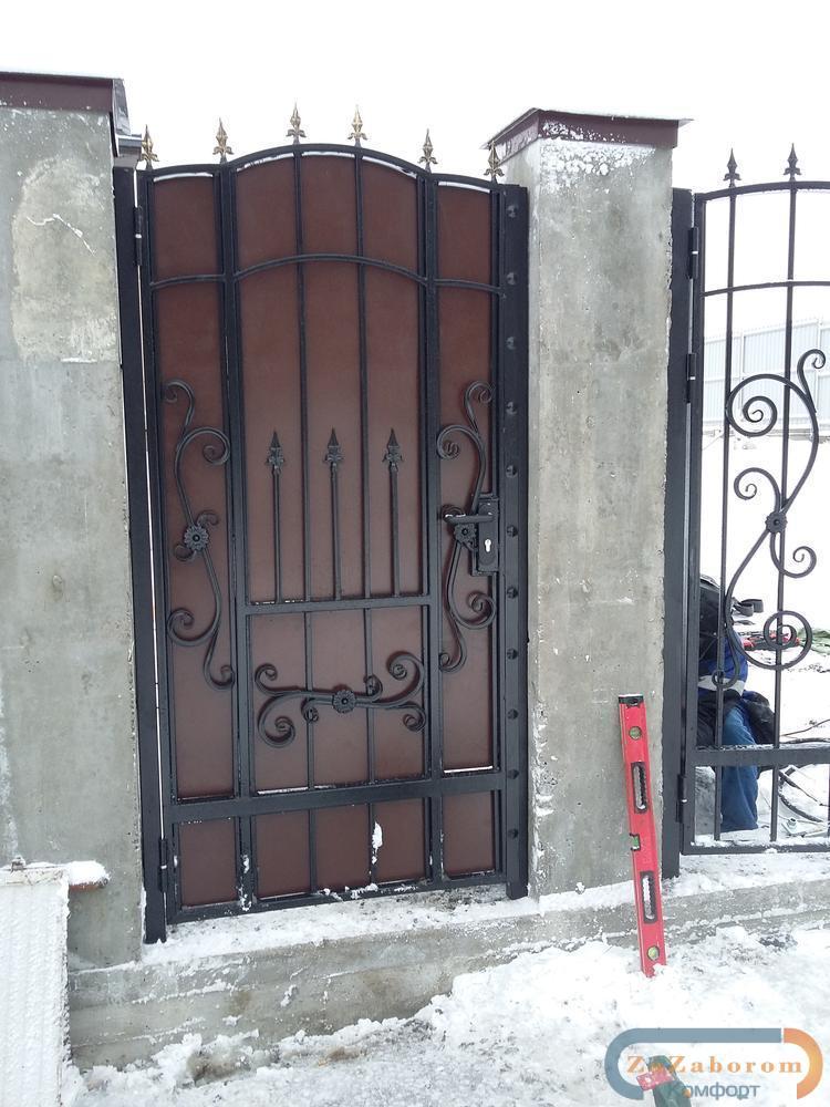 автоматические ворота выборг